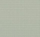 MINIBALLEN 0,60 mMarcus Fabrics - Meridian Star Collection - blaues geometrisches Muster auf Creme