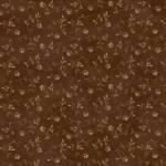 Cheddar and Chocolate - DARK - Marcus Fabrics dunkles BRaun