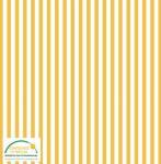 Mustard Stripe - Streifen auf mattem Senfgelb - STOF Denmark