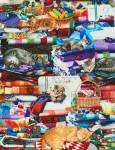 Cats on Quilts - Timeless Treasures - Katzen auf Quilts