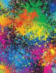 Multi Splatters - Timeless Treasures